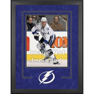 "Tampa Bay Lightning Fanatics Authentic 16"" x 20"" Deluxe Vertical Photograph Frame"