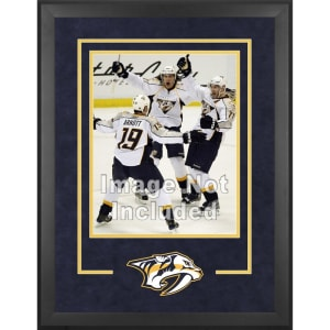"Nashville Predators Fanatics Authentic 16"" x 20"" Deluxe Vertical Photograph Frame"