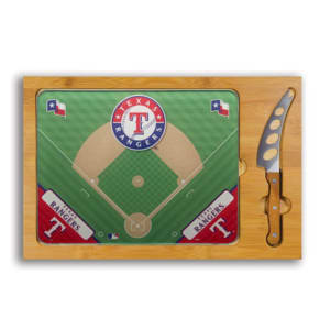 Texas Rangers Icon Cutting Board Set