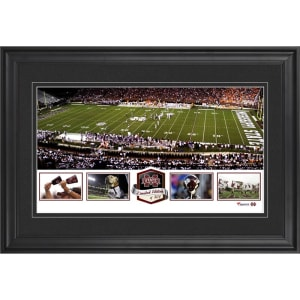Mississippi State Bulldogs Fanatics Authentic Framed Davis Wade Stadium Panoramic Collage-Limited Edition of 500