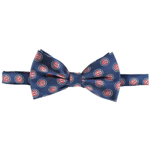 Chicago Cubs Men's Repeat Bow Tie - Royal