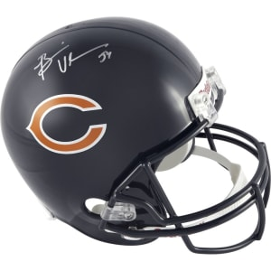 Brian Urlacher Chicago Bears Fanatics Authentic Autographed Riddell Replica Helmet