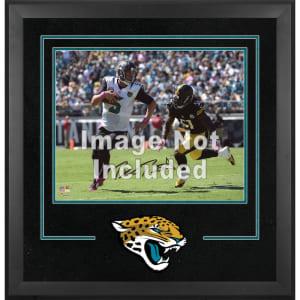 "Jacksonville Jaguars Fanatics Authentic 16"" x 20"" Deluxe Horizontal Photograph Frame with Team Logo"