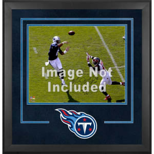 """Tennessee Titans Fanatics Authentic 16"""" x 20"""" Deluxe Horizontal Photograph Frame with Team Logo"""