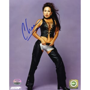 "Chaeand Portrait Nitro Girl Fanatics Authentic Autographed 8"" x 10"" Photograph"