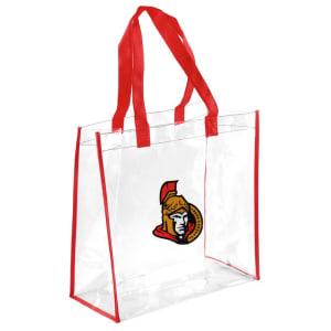 Ottawa Senators Clear Reusable Bag