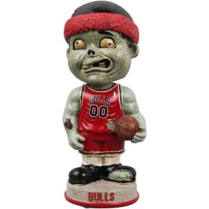 Chicago Bulls Zombie Vintage Bobblehead