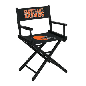 Cleveland Browns Table-Height Directors Chair