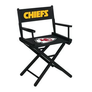 Kansas City Chiefs Table-Height Directors Chair