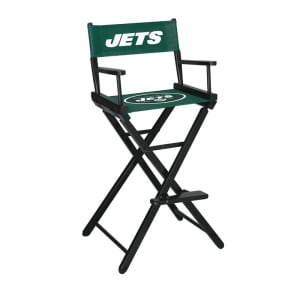 New York Jets Bar-Height Directors Chair