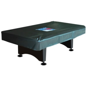 New York Rangers 8' Deluxe Pool Table Cover