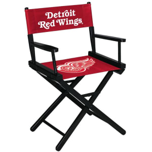 Detroit Red Wings Table-Height Directors Chair