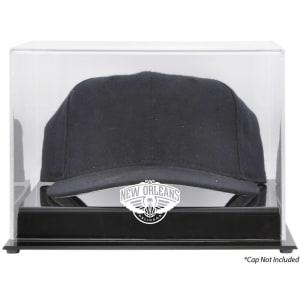 New Orleans Pelicans Fanatics Authentic Acrylic Team Logo Cap Display Case