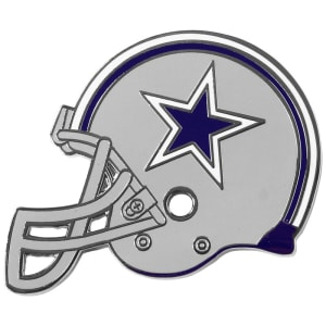 Dallas Cowboys WinCraft Helmet Logo Pin