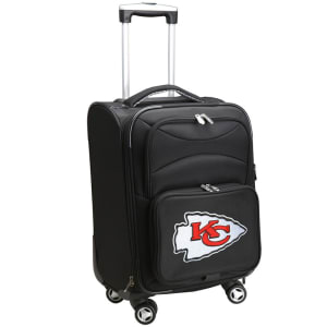 "Kansas City Chiefs 21"" Spinner Carry-On - Black"