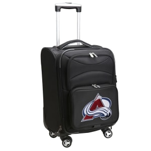 "Colorado Avalanche 21"" Spinner Carry-On - Black"