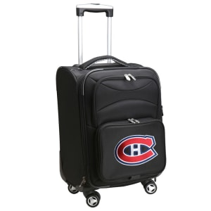 "Montreal Canadiens 21"" Spinner Carry-On - Black"
