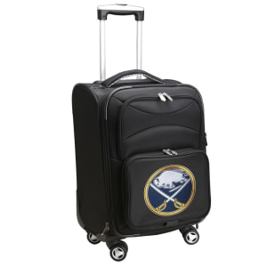 """Buffalo Sabres 21"""" Spinner Carry-On - Black"""