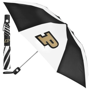 "Purdue Boilermakers WinCraft 42"" Folding Umbrella"