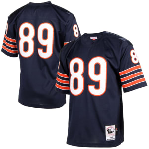 Mike Ditka Chicago Bears Mitchell & Ness Authentic Throwback Jersey - Navy Blue