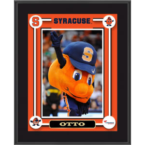 "Syracuse Orange Fanatics Authentic 10.5"" x 13"" Otto Sublimated Mascot Plaque"
