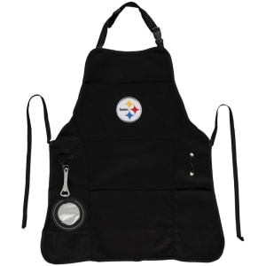 Pittsburgh Steelers Four-Pocket Apron