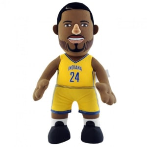 """Paul George Indiana Pacers 10"""" Player Plush Doll"""