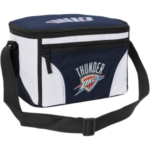 Oklahoma City Thunder Chill Collapsible Cooler - Navy Blue