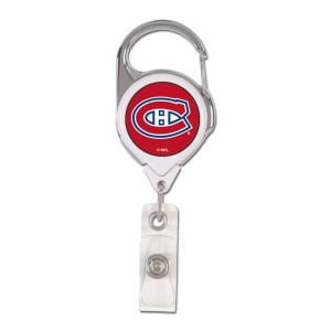Montreal Canadiens WinCraft Premium Badge Holder