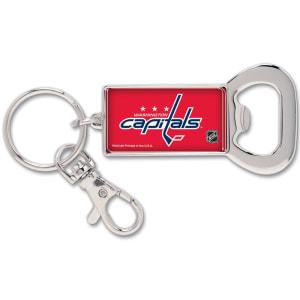 Washington Capitals WinCraft Bottle Opener Key Ring Keychain