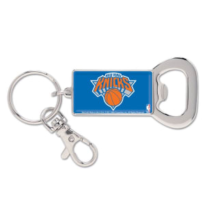 New York Knicks WinCraft Bottle Opener Key Ring Keychain