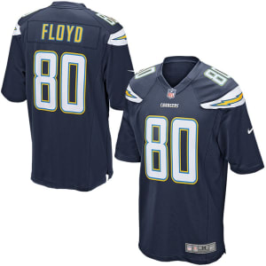 Malcom Floyd Los Angeles Chargers Nike Game Jersey - Navy Blue