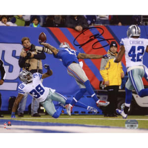 "Odell Beckham Jr. New York Giants Fanatics Authentic Autographed 8"" x 10"" The Catch Photograph"