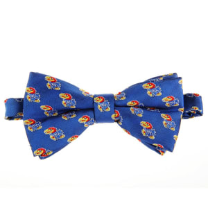 Kansas Jayhawks Repeat Bow Tie
