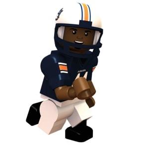 Ben Tate Auburn Tigers OYO Sports College Minifigure