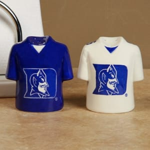 Duke Blue Devils Gameday Ceramic Salt & Pepper Shakers
