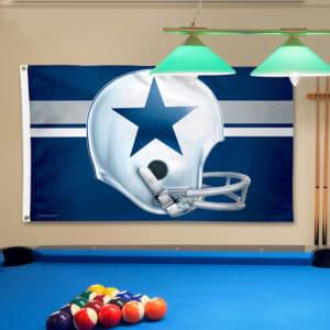 Dallas Cowboys WinCraft Deluxe 3' x 5' Logo Flag
