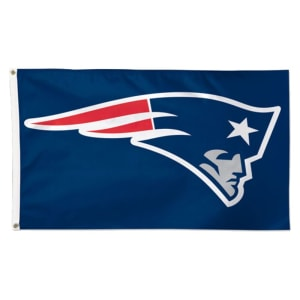 New England Patriots WinCraft Deluxe 3' x 5' Flag