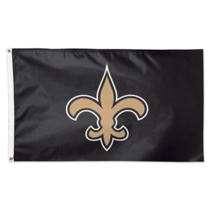 New Orleans Saints WinCraft Deluxe 3' x 5' Flag