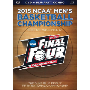 Duke Blue Devils 2015 NCAA Men's Basketball National Champions DVD/Blu-Ray Combo Set