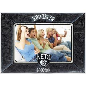 Brooklyn Nets Horizontal Art Glass Frame