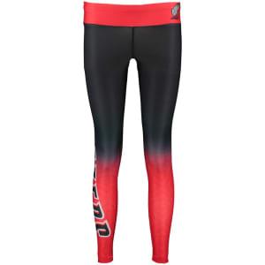 Portland Trail Blazers Women's Gradient Leggings - Red