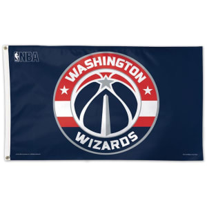 Washington Wizards WinCraft Deluxe 3' x 5' One-Sided Flag
