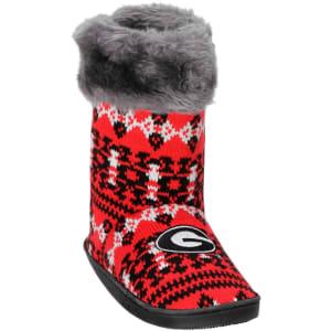 Georgia Bulldogs Women's Aztec Boots