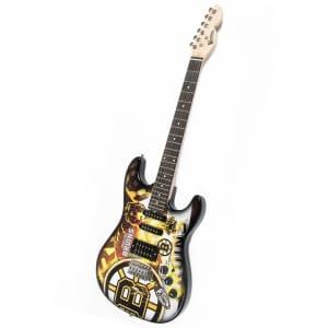 Boston Bruins NorthEnder Guitar
