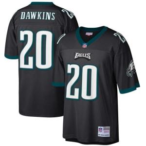 Brian Dawkins Philadelphia Eagles Mitchell & Ness Retired Player Legacy Replica Jersey - Black