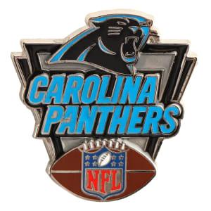 Carolina Panthers Victory Pin