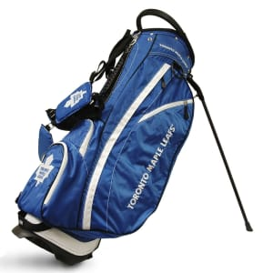 Toronto Maple Leafs Fairway Stand Golf Bag