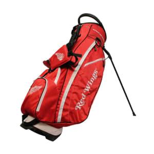 Detroit Red Wings Fairway Stand Golf Bag
