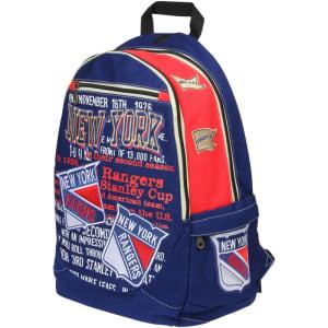 New York Rangers Historic Backpack